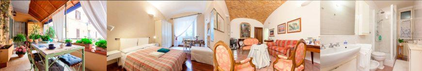 airbnb em roma