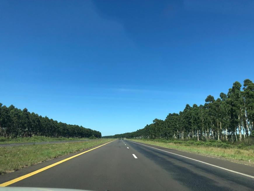 Ruta 14 Paso de los Libres