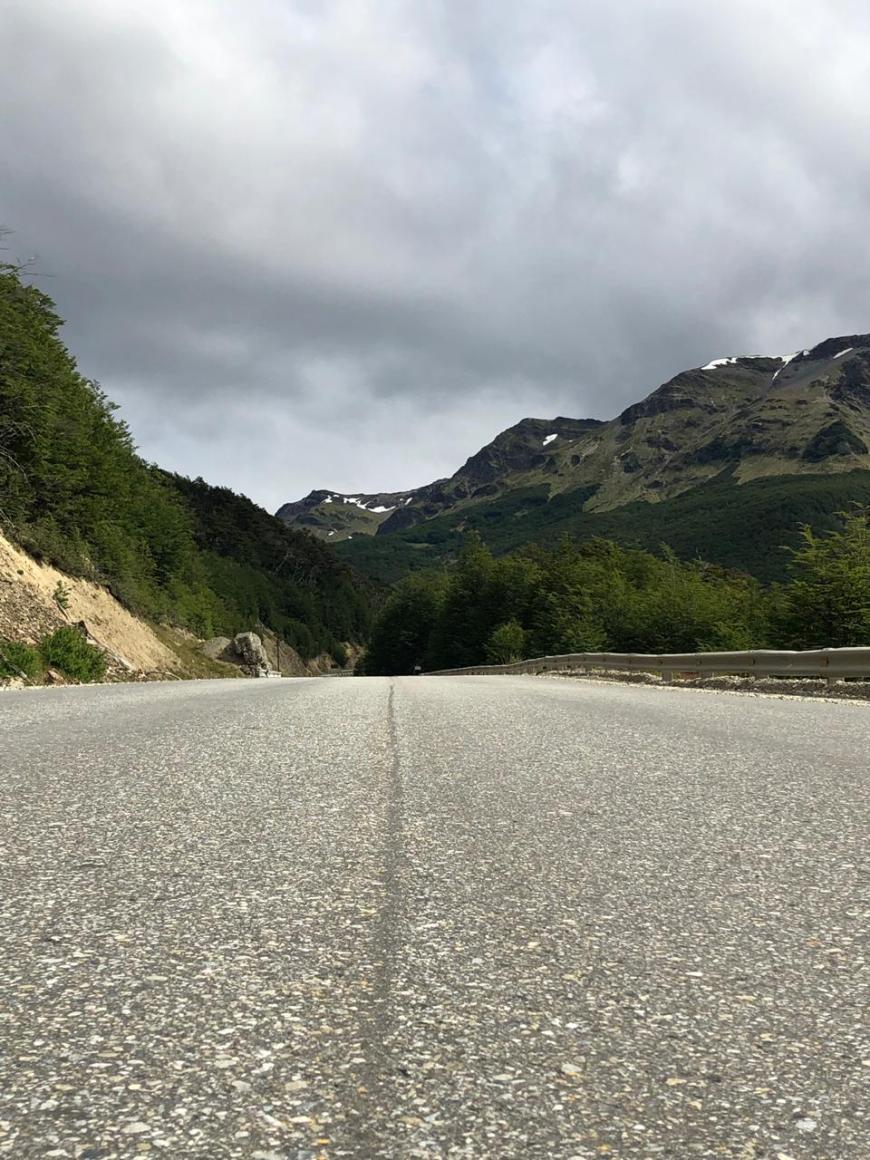 estrada ushuaia