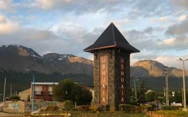 Ushuaia, chegamos!