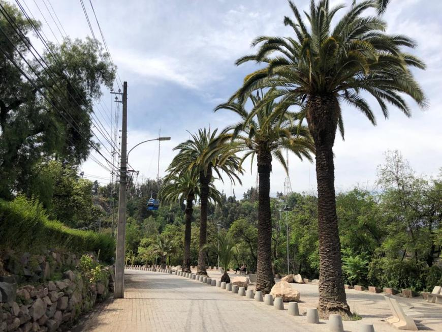 Parque Cerro San Cristóbal