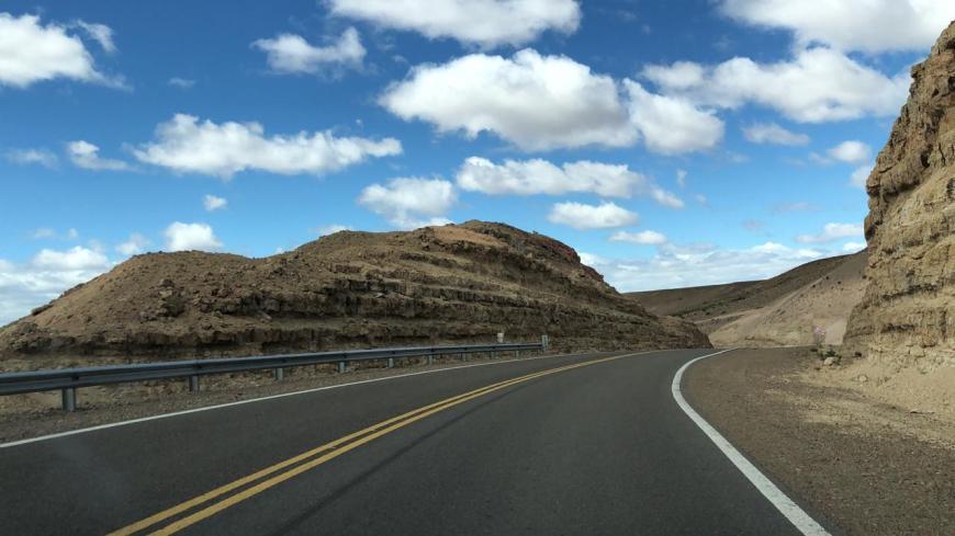 estrada para Bariloche