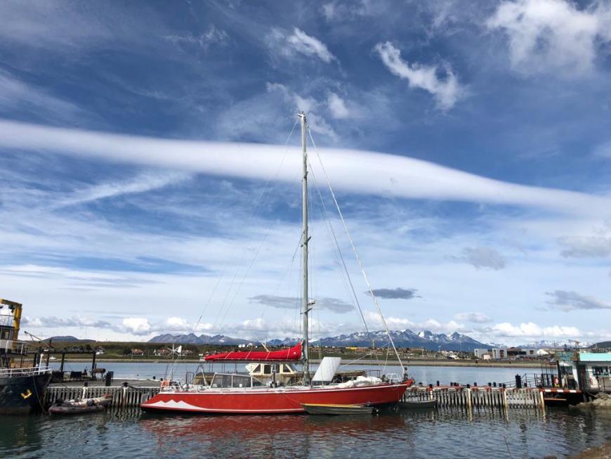 navios no ushuaia