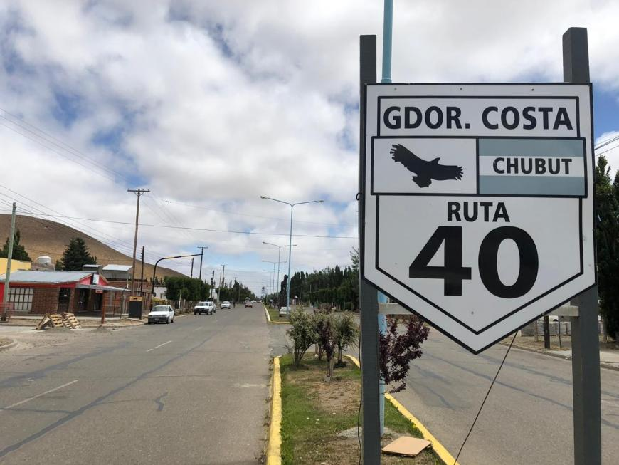 Gobernador Costa