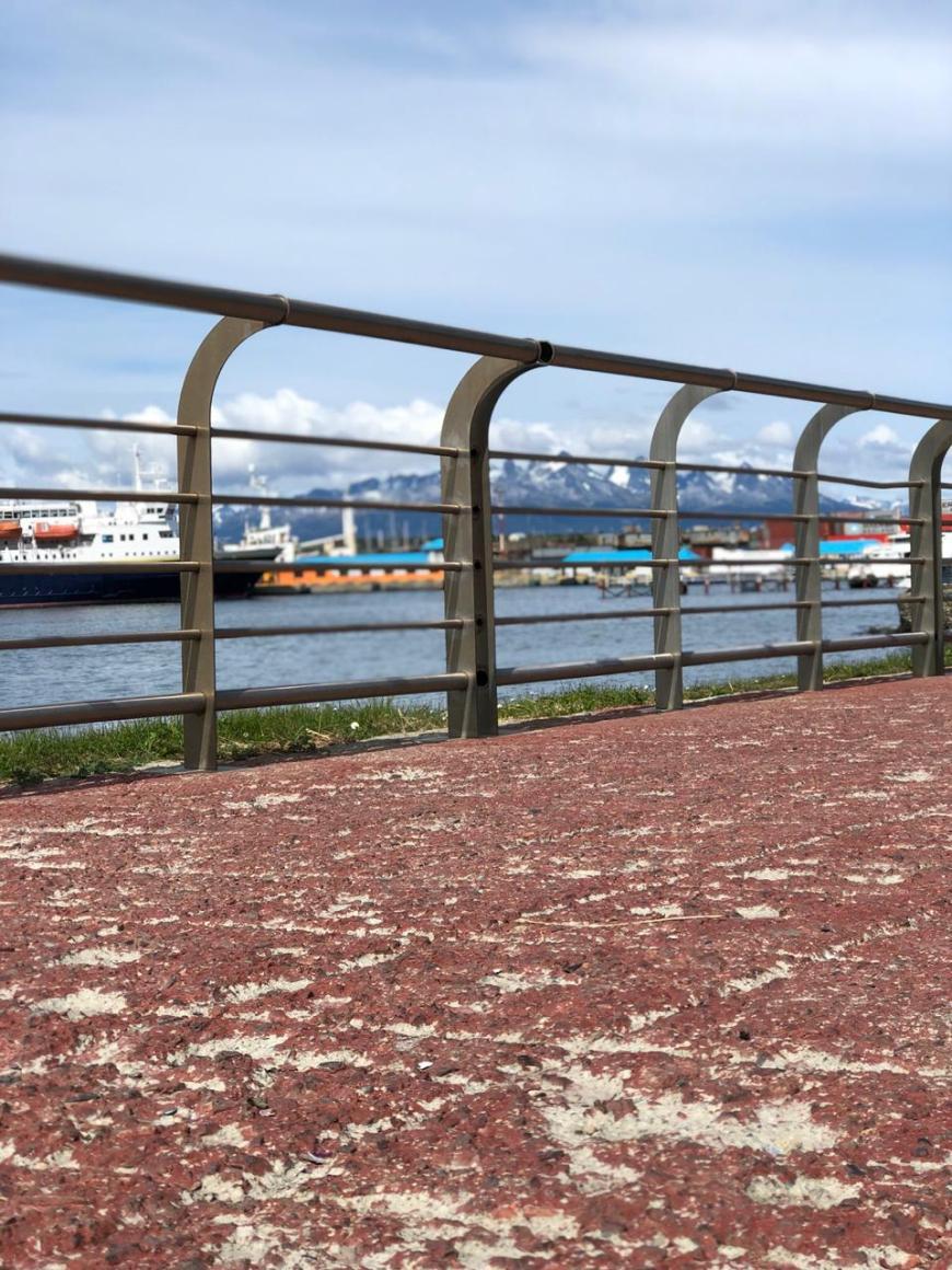 centro de Ushuaia