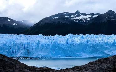 El Calafate geleira Perito Moreno