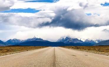 estrada para el chalten