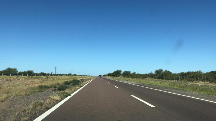 estradas argentina mendoza