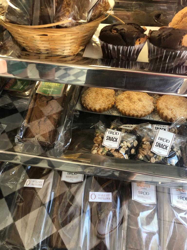 Delícias da Brod Bakery Córdoba