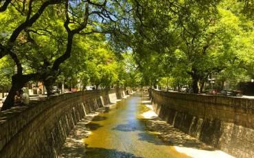 Rio Suquia em Cordoba