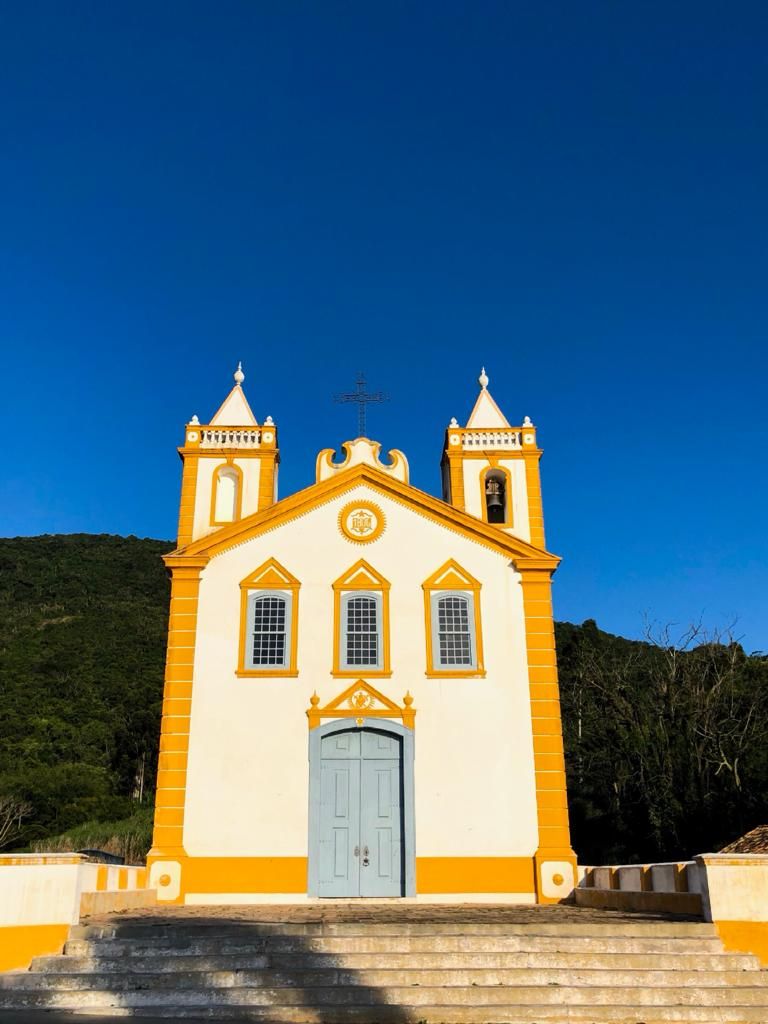Igreja Ribeirão da Ilha