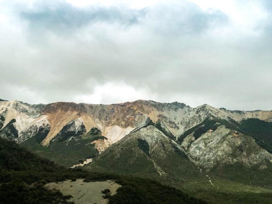 montanhas bariloche