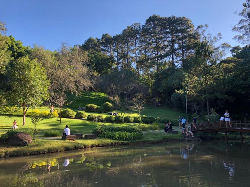 Jardim Tempo Zu Lai