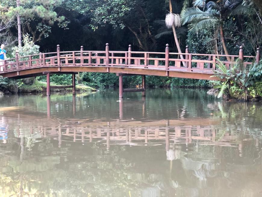 Ponte Templo Zu Lai