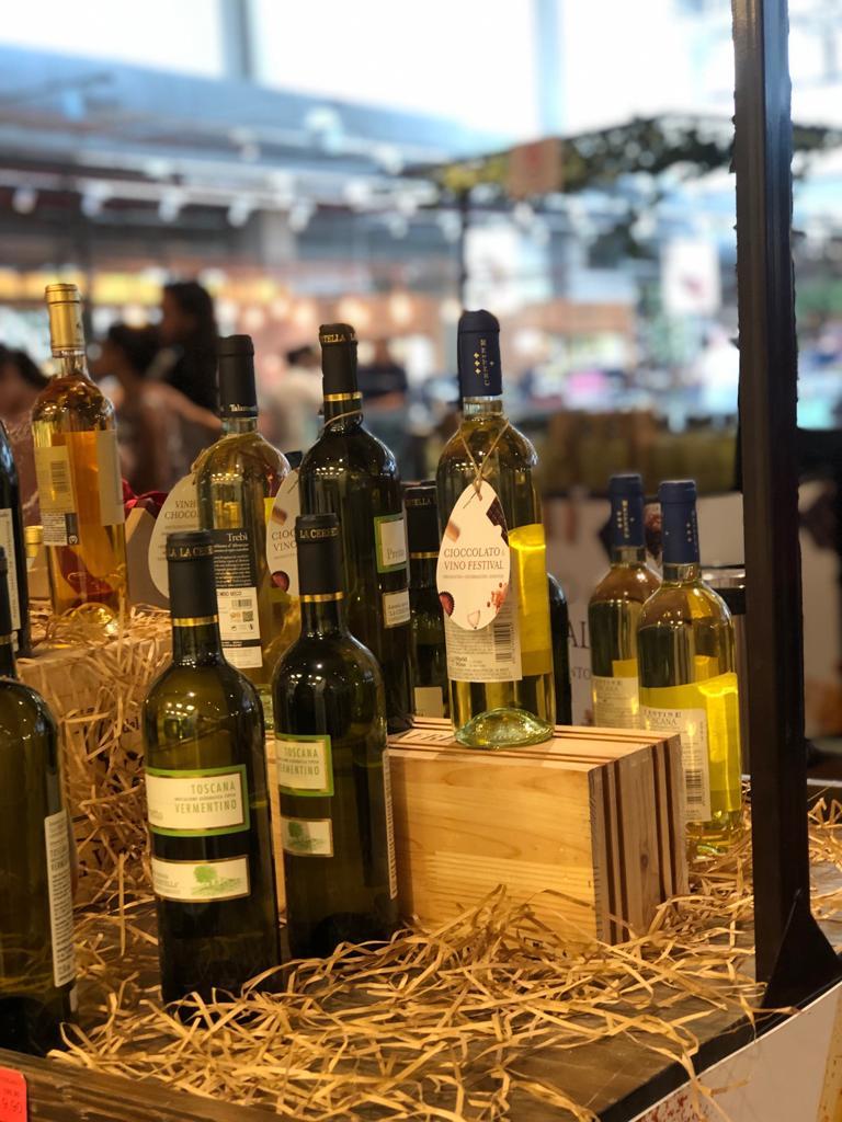 Vinhos Eataly