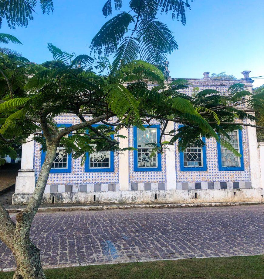Fachada Casa Pinto D'ulysséa Laguna