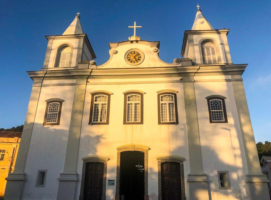 greja Matriz Santo Antônio dos Anjos