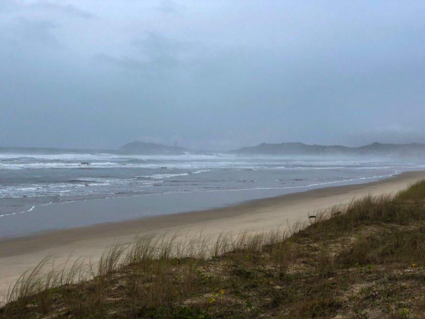 Praia da Barra de Ibiraquera
