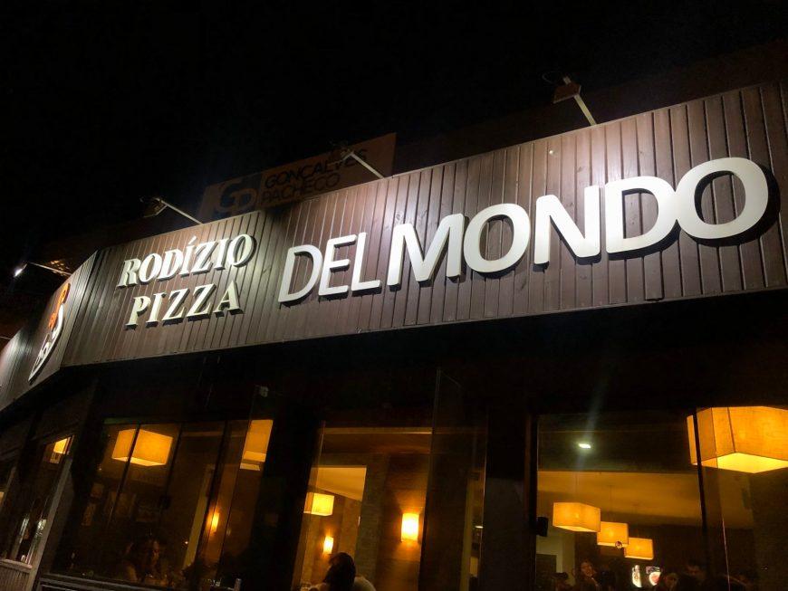pizzaria del mondo