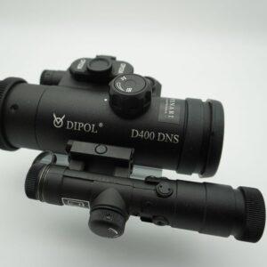 Dipol D400 DNS (digital) inkl. IR-Strahler 940 nm