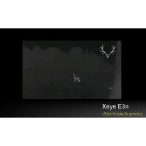 Xeye E3n Wärmebildkamera - Testaufnahmen Rehe