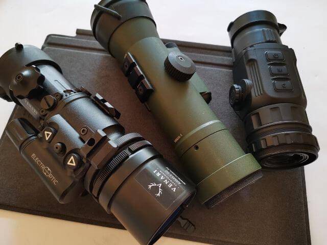 Nachtsichtvorsatzgeräte - Überblick & Preise