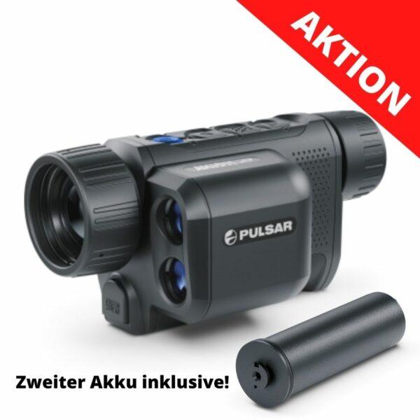 Pulsar Axion XQ38 LRF Aktion Akku inklusive
