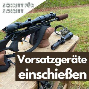 Vorsatzgeräte einschießen - Thumnail