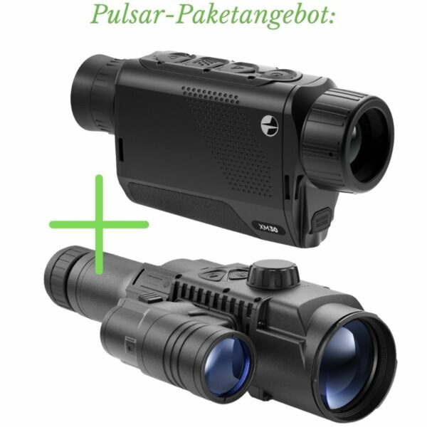 Pulsar Paketangebot: Axion KEY XM30 & FN455
