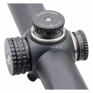 Vector Optics SCOC-13II Grimlock 1-6x24SFP GenII