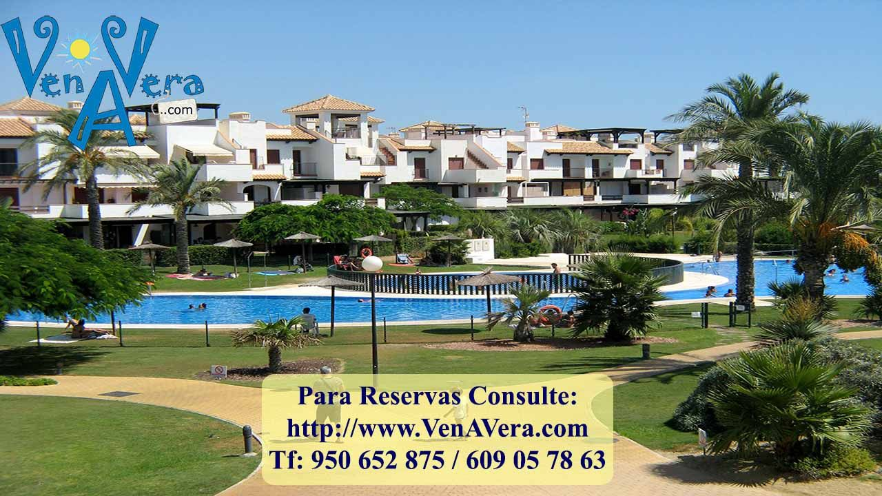Apartamento Vera Playa Almera Jardines Nuevo Vera Jardines I31D