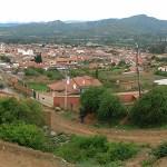 Foto: Panorámica del pueblo de Vallegrande