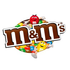 Caramelo crujiente de chocolate M&M's
