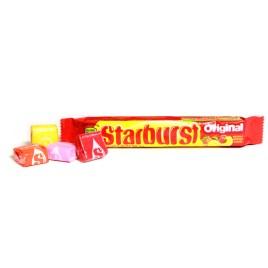 Caramelos masticables Starburst sabor original