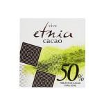 Tableta de chocolate ETNIA CACAO 50% con leche