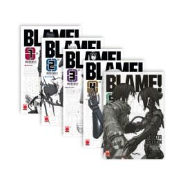 Blame! Master Edition, serie completa (5 volúmenes)