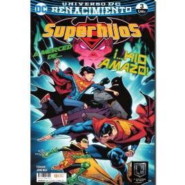 Superhijos núm. 03
