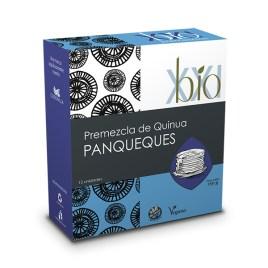 Premezcla de quinua BIO XXI para panqueques sin gluten