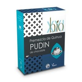 Premezcla de quinua BIO XXI para pudin sin gluten