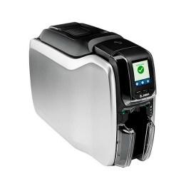 Impresora de credenciales en PVC Zebra ZC300