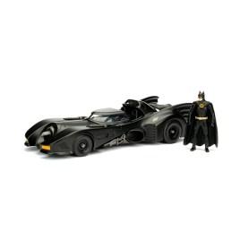 Batmóvil & Batman 1989 diecast escala 1:24