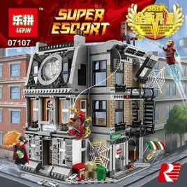 Juego de construcción NO. 07107 – Super Scort
