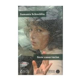 Siete casas vacías, Samanta Schweblin (2017)