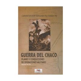 Guerra del Chaco, Coronel DEM Edmundo Paz Soldán Pol (2011)