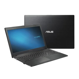 "Laptop ASUS Pro 2540N – Pantalla 15.6"" (N4200 QUAD CORE, 8GB RAM DDR3, 512GB SSD, color negro, teclado americano)"