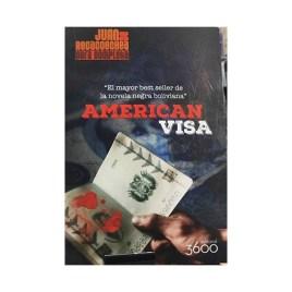 American Visa, Juan de Recacoechea