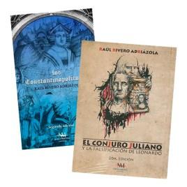 Combo Novela Histórica 1