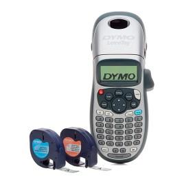 Etiquetadora Dymo LetraTag Plus 100H, incluye 2 cintas