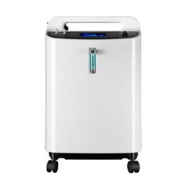 Concentrador de oxígeno portátil XY-6S-10 5 litros, color blanco