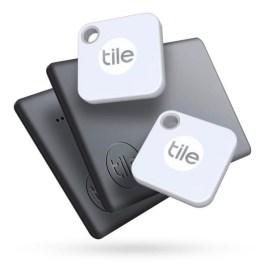 Localizador inteligente TILE Slim + TILE Mate, 4 unidades